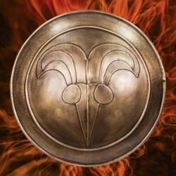 Cimmerian Shield - Conan...