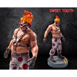 Twisted Metal: Sweet Tooth...