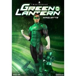 Green Lantern - Maquette