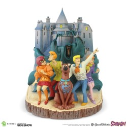Scooby-Doo Carved by Heart