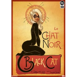 Le Chat Noir: The Black Cat...