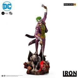 The Joker by Ivan Reis -...
