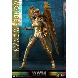 WW84: Golden Armor Wonder...