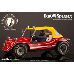 Bud Spencer on Dune Buggy