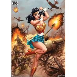 Wonder Woman N°750: WWII by...
