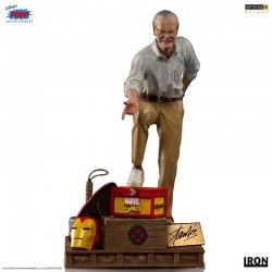 Stan Lee - Deluxe Art Scale...