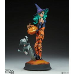 Pumpkin Witch - Chris...