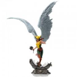Hawkgirl - Deluxe Art Scale...