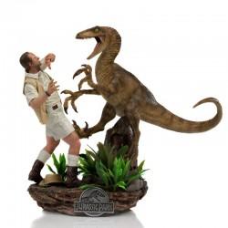 Jurassic Park: Clever Girl...