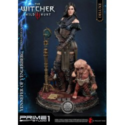 The Witcher 3: Yennefer of...
