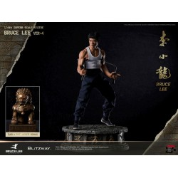 Bruce Lee: Tribute Statue -...