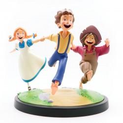Tom Sawyer: Tom, Becky & Huck