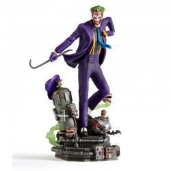 DC Comics: The Joker -...