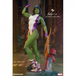 She-Hulk - Adi Granov...