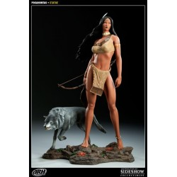 Pocahontas - ITEM WITH DEFECTS