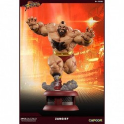 Street Fighter: Zangief -...